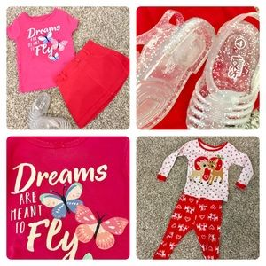 Baby Girl 18 months Bundle